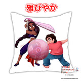 New Connie and Steven Anime Dakimakura Japanese Square Pillow Cover Custom Designer Jesuka-Arts ADC499 - Anime Dakimakura Pillow Shop | Fast, Free Shipping, Dakimakura Pillow & Cover shop, pillow For sale, Dakimakura Japan Store, Buy Custom Hugging Pillow Cover - 1