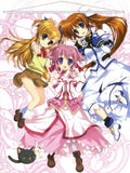Magical Girl Lyrical Nanoha Japanese Anime Wall Scroll Poster and Banner 9 - Anime Dakimakura Pillow Shop | Fast, Free Shipping, Dakimakura Pillow & Cover shop, pillow For sale, Dakimakura Japan Store, Buy Custom Hugging Pillow Cover - 1