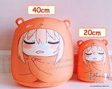 New Umaru Doma - Himouto Umaru-chan Plushie Fluffy High Quality Soft Plush Toy 6 Designs KK868 - Anime Dakimakura Pillow Shop | Fast, Free Shipping, Dakimakura Pillow & Cover shop, pillow For sale, Dakimakura Japan Store, Buy Custom Hugging Pillow Cover - 8
