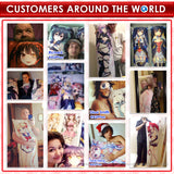 New Halloween & Signature Anime Dakimakura Rectangle Pillow Cover Custom Designer Reika Miyuki ADC218 - Anime Dakimakura Pillow Shop | Fast, Free Shipping, Dakimakura Pillow & Cover shop, pillow For sale, Dakimakura Japan Store, Buy Custom Hugging Pillow Cover - 10