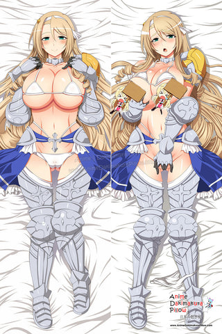 New Lady Knight Anime Dakimakura Japanese Hugging Body Pillow Cover ADP-511098 - Anime Dakimakura Pillow Shop | Fast, Free Shipping, Dakimakura Pillow & Cover shop, pillow For sale, Dakimakura Japan Store, Buy Custom Hugging Pillow Cover - 1