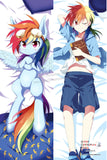 New My Little Po MLP Male Anime Dakimakura Japanese Hugging Body Pillow Cover ADP-511099 - Anime Dakimakura Pillow Shop | Fast, Free Shipping, Dakimakura Pillow & Cover shop, pillow For sale, Dakimakura Japan Store, Buy Custom Hugging Pillow Cover - 1