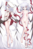 New Touhou Project Anime Dakimakura Japanese Hugging Body Pillow Cover ADP-511105 - Anime Dakimakura Pillow Shop | Fast, Free Shipping, Dakimakura Pillow & Cover shop, pillow For sale, Dakimakura Japan Store, Buy Custom Hugging Pillow Cover - 2