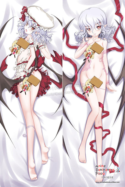 New Touhou Project Anime Dakimakura Japanese Hugging Body Pillow Cover ADP-511105 - Anime Dakimakura Pillow Shop | Fast, Free Shipping, Dakimakura Pillow & Cover shop, pillow For sale, Dakimakura Japan Store, Buy Custom Hugging Pillow Cover - 1