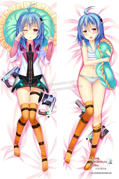 New The Asterisk War Anime Dakimakura Japanese Hugging Body Pillow Cover ADP-511112 - Anime Dakimakura Pillow Shop | Fast, Free Shipping, Dakimakura Pillow & Cover shop, pillow For sale, Dakimakura Japan Store, Buy Custom Hugging Pillow Cover - 1