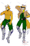New James McCloud Anime Dakimakura Japanese Pillow Cover Custom Designer Kokoro-Tokoro ADC65 - Anime Dakimakura Pillow Shop | Fast, Free Shipping, Dakimakura Pillow & Cover shop, pillow For sale, Dakimakura Japan Store, Buy Custom Hugging Pillow Cover - 1