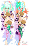 New Custom Made Succubus Anime Dakimakura Japanese Pillow Cover Custom Designer Daronzo83 ADC104 - Anime Dakimakura Pillow Shop | Fast, Free Shipping, Dakimakura Pillow & Cover shop, pillow For sale, Dakimakura Japan Store, Buy Custom Hugging Pillow Cover - 1
