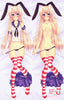 New Custom Made Kantai Collection Shimakaze Anime Dakimakura Japanese Pillow Cover Custom Designer Shiroisennyu ADC35 - Anime Dakimakura Pillow Shop | Fast, Free Shipping, Dakimakura Pillow & Cover shop, pillow For sale, Dakimakura Japan Store, Buy Custom Hugging Pillow Cover - 2
