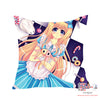 New Alice Top Selling Anime Dakimakura Square Pillow Cover Custom Designer Shiroisennyu ADC39 - Anime Dakimakura Pillow Shop | Fast, Free Shipping, Dakimakura Pillow & Cover shop, pillow For sale, Dakimakura Japan Store, Buy Custom Hugging Pillow Cover - 1
