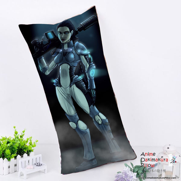 New Custom Made Anime Dakimakura Rectangle Pillow Cover Custom Designer SurealKatie ADC84