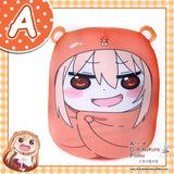 New Umaru Doma - Himouto Umaru-chan Plushie Fluffy High Quality Soft Plush Toy 6 Designs KK868 - Anime Dakimakura Pillow Shop | Fast, Free Shipping, Dakimakura Pillow & Cover shop, pillow For sale, Dakimakura Japan Store, Buy Custom Hugging Pillow Cover - 2