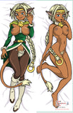 New Aisha Anime Dakimakura Japanese Pillow Custom Designer Furry Dakimakura ADC26 - Anime Dakimakura Pillow Shop | Fast, Free Shipping, Dakimakura Pillow & Cover shop, pillow For sale, Dakimakura Japan Store, Buy Custom Hugging Pillow Cover - 2