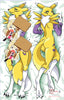 New Renamon Anime Dakimakura Japanese Pillow Custom Designer Furry Dakimakura ADC30 - Anime Dakimakura Pillow Shop | Fast, Free Shipping, Dakimakura Pillow & Cover shop, pillow For sale, Dakimakura Japan Store, Buy Custom Hugging Pillow Cover - 1