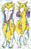 New Renamon Anime Dakimakura Japanese Pillow Custom Designer Furry Dakimakura ADC30 - Anime Dakimakura Pillow Shop | Fast, Free Shipping, Dakimakura Pillow & Cover shop, pillow For sale, Dakimakura Japan Store, Buy Custom Hugging Pillow Cover - 2