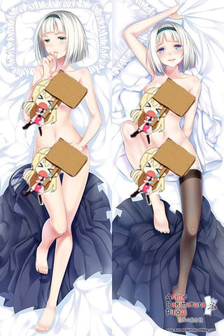 New Anna Nishikinomiya - Shimoseka SOX Anime Dakimakura Japanese Hugging Body Pillow Cover 1+2 18x - Anime Dakimakura Pillow Shop | Fast, Free Shipping, Dakimakura Pillow & Cover shop, pillow For sale, Dakimakura Japan Store, Buy Custom Hugging Pillow Cover - 1