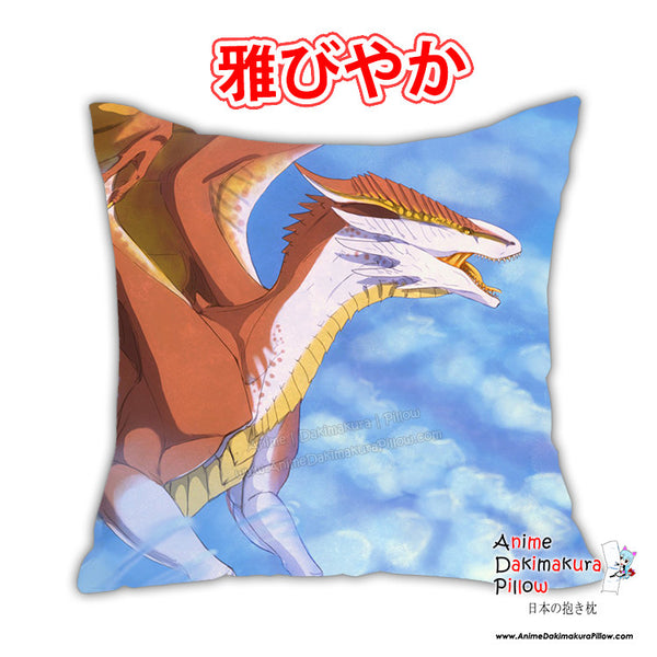 New Reach Anime Dakimakura Square Pillow Cover Custom Designer AshasCadence ADC241 - Anime Dakimakura Pillow Shop | Fast, Free Shipping, Dakimakura Pillow & Cover shop, pillow For sale, Dakimakura Japan Store, Buy Custom Hugging Pillow Cover - 1