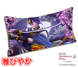 New Munechika - Touken Ranbu Anime Dakimakura Rectangle Japanese Pillow Cover Custom Designer AshioChan ADC332 - Anime Dakimakura Pillow Shop | Fast, Free Shipping, Dakimakura Pillow & Cover shop, pillow For sale, Dakimakura Japan Store, Buy Custom Hugging Pillow Cover - 1