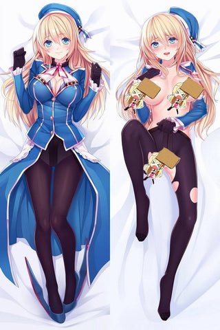 New  Atako Kantai Collection Anime Dakimakura Japanese Pillow Cover Atako Kantai Collection1 ADP-4051 - Anime Dakimakura Pillow Shop | Fast, Free Shipping, Dakimakura Pillow & Cover shop, pillow For sale, Dakimakura Japan Store, Buy Custom Hugging Pillow Cover - 1