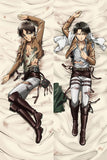 New  Attack on Titan Anime Dakimakura Japanese Pillow Cover Attack on Titan1 - Anime Dakimakura Pillow Shop | Fast, Free Shipping, Dakimakura Pillow & Cover shop, pillow For sale, Dakimakura Japan Store, Buy Custom Hugging Pillow Cover - 1