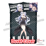 New Black Noire - Hyperdimention Neptunia Japanese Anime Bed Blanket or Duvet Cover with Pillow Covers ADP1000003
