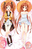 New Enju Aihara - Black Bullet Loli Anime Dakimakura Japanese Pillow Cover H-OS172-1