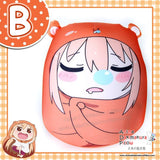 New Umaru Doma - Himouto Umaru-chan Plushie Fluffy High Quality Soft Plush Toy 6 Designs KK868 - Anime Dakimakura Pillow Shop | Fast, Free Shipping, Dakimakura Pillow & Cover shop, pillow For sale, Dakimakura Japan Store, Buy Custom Hugging Pillow Cover - 3