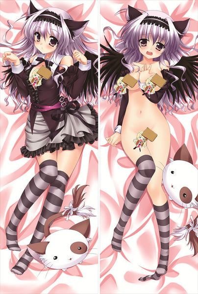 New Mashiro-iro Symphony Anime Dakimakura Japanese Pillow Cover CB9