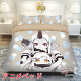 New Kantai Collection Japanese Anime Bed Blanket or Duvet Cover with Pillow Covers ADP-CP150008 - Anime Dakimakura Pillow Shop | Fast, Free Shipping, Dakimakura Pillow & Cover shop, pillow For sale, Dakimakura Japan Store, Buy Custom Hugging Pillow Cover - 1