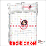 New Megumi Kato - SaeKano Japanese Anime Bed Blanket or Duvet Cover with Pillow Covers ADP-CP151203 - Anime Dakimakura Pillow Shop | Fast, Free Shipping, Dakimakura Pillow & Cover shop, pillow For sale, Dakimakura Japan Store, Buy Custom Hugging Pillow Cover - 2