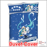 New Miku Hatsune - Vocaloid Japanese Anime Bed Blanket or Duvet Cover with Pillow Covers ADP-CP151204 - Anime Dakimakura Pillow Shop | Fast, Free Shipping, Dakimakura Pillow & Cover shop, pillow For sale, Dakimakura Japan Store, Buy Custom Hugging Pillow Cover - 3