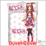 New Umaru Doma - Himouto Umaru Chan Japanese Anime Bed Blanket or Duvet Cover with Pillow Covers ADP-CP151208 - Anime Dakimakura Pillow Shop | Fast, Free Shipping, Dakimakura Pillow & Cover shop, pillow For sale, Dakimakura Japan Store, Buy Custom Hugging Pillow Cover - 3