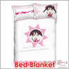 New Nico Yazawa - Love Live Japanese Anime Bed Blanket or Duvet Cover with Pillow Covers ADP-CP151211 - Anime Dakimakura Pillow Shop | Fast, Free Shipping, Dakimakura Pillow & Cover shop, pillow For sale, Dakimakura Japan Store, Buy Custom Hugging Pillow Cover - 2
