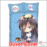 New Yukino Yukinoshita - My Teen Romantic Comedy Japanese Anime Bed Blanket or Duvet Cover with Pillow Covers ADP-CP151212 - Anime Dakimakura Pillow Shop | Fast, Free Shipping, Dakimakura Pillow & Cover shop, pillow For sale, Dakimakura Japan Store, Buy Custom Hugging Pillow Cover - 3
