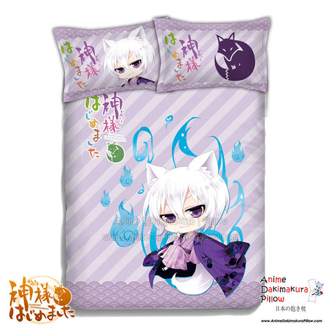 New Tomoe - Kamisama Kiss Japanese Anime Bed Blanket or Duvet Cover with Pillow Covers ADP-CP151214 - Anime Dakimakura Pillow Shop | Fast, Free Shipping, Dakimakura Pillow & Cover shop, pillow For sale, Dakimakura Japan Store, Buy Custom Hugging Pillow Cover - 1