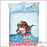 New Akagi - Kantai Collection Japanese Anime Bed Blanket or Duvet Cover with Pillow Covers ADP-CP151216 - Anime Dakimakura Pillow Shop | Fast, Free Shipping, Dakimakura Pillow & Cover shop, pillow For sale, Dakimakura Japan Store, Buy Custom Hugging Pillow Cover - 3