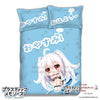 New Isla - Plastic Memories Japanese Anime Bed Blanket or Duvet Cover with Pillow Covers ADP-CP151217 - Anime Dakimakura Pillow Shop | Fast, Free Shipping, Dakimakura Pillow & Cover shop, pillow For sale, Dakimakura Japan Store, Buy Custom Hugging Pillow Cover - 1