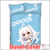 New Isla - Plastic Memories Japanese Anime Bed Blanket or Duvet Cover with Pillow Covers ADP-CP151217 - Anime Dakimakura Pillow Shop | Fast, Free Shipping, Dakimakura Pillow & Cover shop, pillow For sale, Dakimakura Japan Store, Buy Custom Hugging Pillow Cover - 3