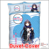 New Yukino Yukinoshita - My Teen Romantic Comedy Japanese Anime Bed Blanket or Duvet Cover with Pillow Covers ADP-CP151218 - Anime Dakimakura Pillow Shop | Fast, Free Shipping, Dakimakura Pillow & Cover shop, pillow For sale, Dakimakura Japan Store, Buy Custom Hugging Pillow Cover - 8