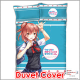 New Yui Yuigahama - My Teen Romantic Comedy Japanese Anime Bed Blanket or Duvet Cover with Pillow Covers ADP-CP151219 - Anime Dakimakura Pillow Shop | Fast, Free Shipping, Dakimakura Pillow & Cover shop, pillow For sale, Dakimakura Japan Store, Buy Custom Hugging Pillow Cover - 3