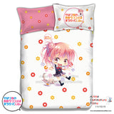 New Yui Yuigahama - My Teen Romantic Comedy Japanese Anime Bed Blanket or Duvet Cover with Pillow Covers ADP-CP151220 - Anime Dakimakura Pillow Shop | Fast, Free Shipping, Dakimakura Pillow & Cover shop, pillow For sale, Dakimakura Japan Store, Buy Custom Hugging Pillow Cover - 1