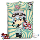 New Gintoki Sakata - Gintama Japanese Anime Bed Blanket or Duvet Cover with Pillow Covers ADP-CP151221 - Anime Dakimakura Pillow Shop | Fast, Free Shipping, Dakimakura Pillow & Cover shop, pillow For sale, Dakimakura Japan Store, Buy Custom Hugging Pillow Cover - 1
