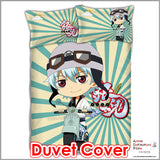 New Gintoki Sakata - Gintama Japanese Anime Bed Blanket or Duvet Cover with Pillow Covers ADP-CP151221 - Anime Dakimakura Pillow Shop | Fast, Free Shipping, Dakimakura Pillow & Cover shop, pillow For sale, Dakimakura Japan Store, Buy Custom Hugging Pillow Cover - 8
