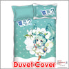 New Miku Hatsune - Vocaloid Japanese Anime Bed Blanket or Duvet Cover with Pillow Covers ADP-CP151222 - Anime Dakimakura Pillow Shop | Fast, Free Shipping, Dakimakura Pillow & Cover shop, pillow For sale, Dakimakura Japan Store, Buy Custom Hugging Pillow Cover - 3
