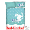 New Miku Hatsune - Vocaloid Japanese Anime Bed Blanket or Duvet Cover with Pillow Covers ADP-CP151222 - Anime Dakimakura Pillow Shop | Fast, Free Shipping, Dakimakura Pillow & Cover shop, pillow For sale, Dakimakura Japan Store, Buy Custom Hugging Pillow Cover - 2