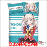New Charlotte Japanese Anime Bed Blanket or Duvet Cover with Pillow Covers ADP-CP151224 - Anime Dakimakura Pillow Shop | Fast, Free Shipping, Dakimakura Pillow & Cover shop, pillow For sale, Dakimakura Japan Store, Buy Custom Hugging Pillow Cover - 3