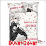 New Sora Kasugano - Yosuga no Sora Japanese Anime Bed Blanket or Duvet Cover with Pillow Covers ADP-CP151228 - Anime Dakimakura Pillow Shop | Fast, Free Shipping, Dakimakura Pillow & Cover shop, pillow For sale, Dakimakura Japan Store, Buy Custom Hugging Pillow Cover - 8
