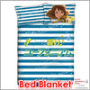 New Kumiko Oumae - Sound Euphonium Japanese Anime Bed Blanket or Duvet Cover with Pillow Covers ADP-CP151230 - Anime Dakimakura Pillow Shop | Fast, Free Shipping, Dakimakura Pillow & Cover shop, pillow For sale, Dakimakura Japan Store, Buy Custom Hugging Pillow Cover - 2