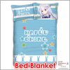 New Chino Kafuu - Is the Order Rabbit Japanese Anime Bed Blanket or Duvet Cover with Pillow Covers ADP-CP151233 - Anime Dakimakura Pillow Shop | Fast, Free Shipping, Dakimakura Pillow & Cover shop, pillow For sale, Dakimakura Japan Store, Buy Custom Hugging Pillow Cover - 2