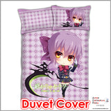 New Shinoa Hiragi - Seraph of the End Japanese Anime Bed Blanket or Duvet Cover with Pillow Covers ADP-CP151234b - Anime Dakimakura Pillow Shop | Fast, Free Shipping, Dakimakura Pillow & Cover shop, pillow For sale, Dakimakura Japan Store, Buy Custom Hugging Pillow Cover - 3