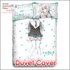 New Emilia Hermit - Hundred Japanese Anime Bed Blanket or Duvet Cover with Pillow Covers ADP-CP160410 - Anime Dakimakura Pillow Shop | Fast, Free Shipping, Dakimakura Pillow & Cover shop, pillow For sale, Dakimakura Japan Store, Buy Custom Hugging Pillow Cover - 3